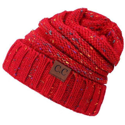 Ver Beanie Knitted Winter Cap