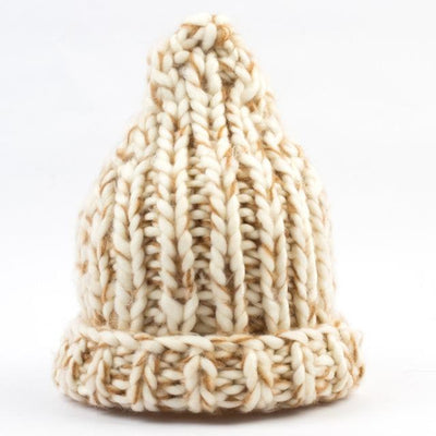 Milah Winter Knitted Beanie