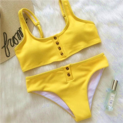 Jennie Low Waist Tankini
