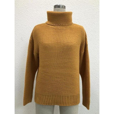 Sally Warm Knitted Turtleneck Sweater