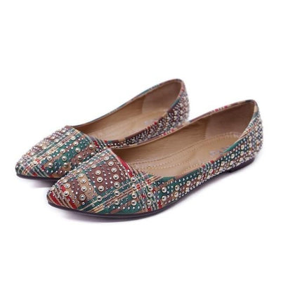 Bohemian Ladies Casual Shoes