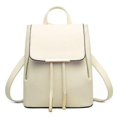 Purla Leather Backpack