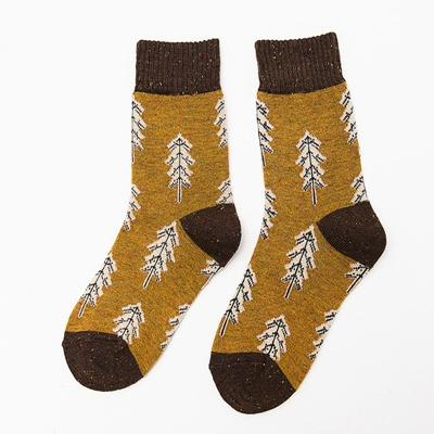 Ruiz Trees Elegant Socks