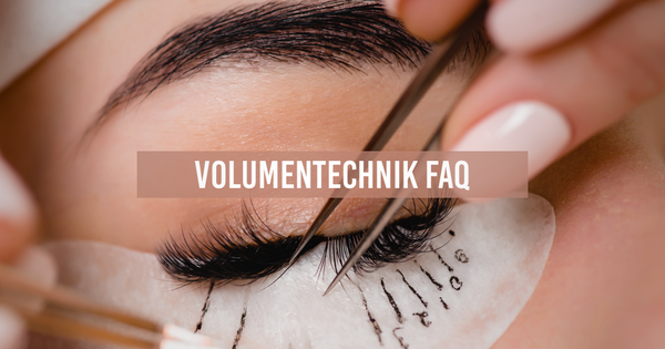 Volumentechnik FAQ: 5 Vorteile der Easy Fan Lashes