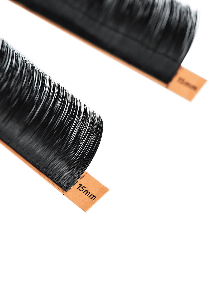 Easy Fan Lashes C Curl Stärke 0.05