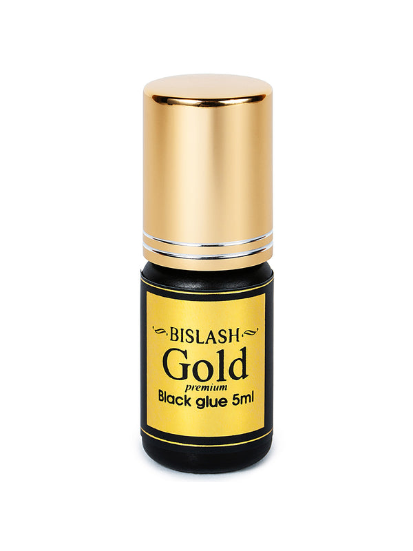 Wimpernkleber BISLASH Gold Black Glue