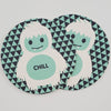 Chill Yeti Coasters (Set of 2)