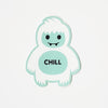Sticker Chill Yeti