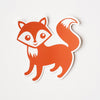 Sticker Fox