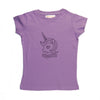 Hand Screen Printed Unicorn Magical Toddler Girls T-Shirt