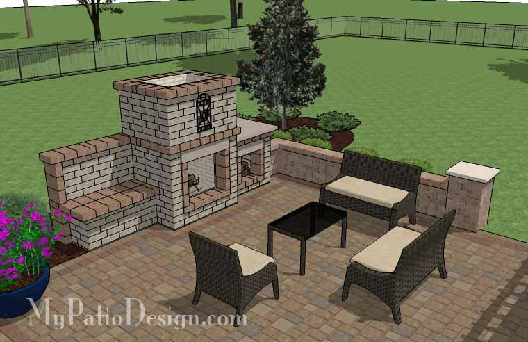 Paver Patio #S-066001-03
