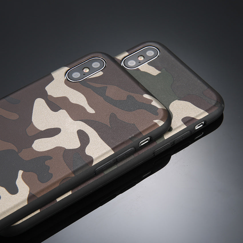 Army Camouflage Case For iPhone