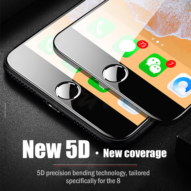 5D Full Cover Glass