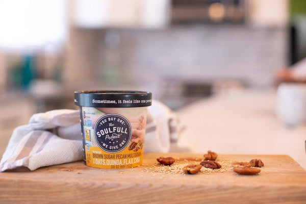 The Soulfull Project Instant Oats