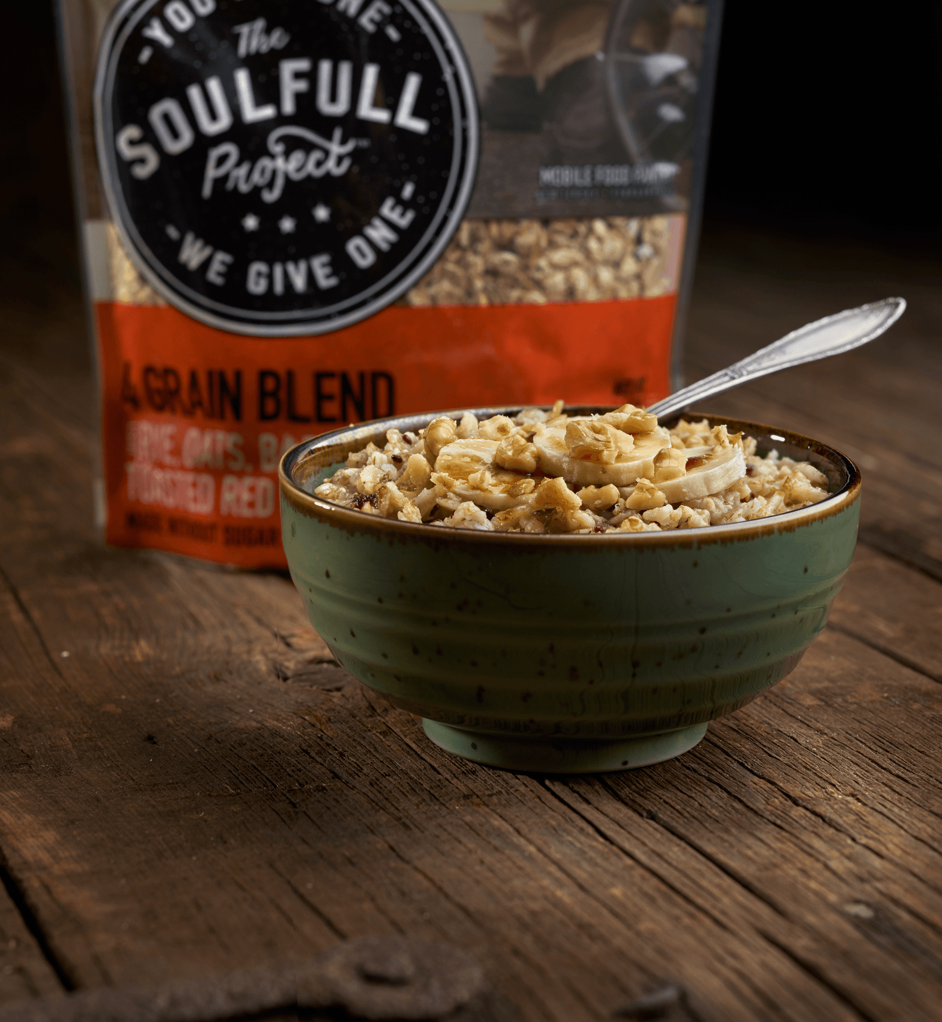 4 Grain Blend Hot Cereal
