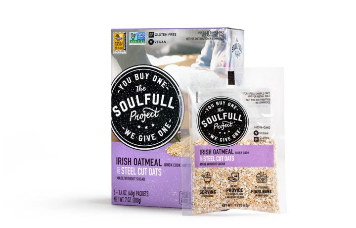 Quick Cook Irish Oatmeal Cartons 5-Pack Cartons