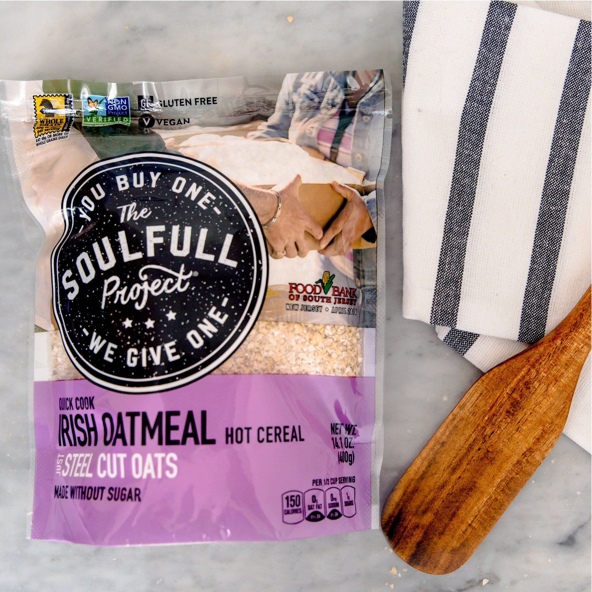 Irish Steel Cut Oats Multi-Serve Bags