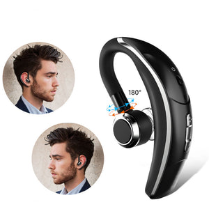 New 180 Degree Rotable Earbud Wireless Bluetooth Headset