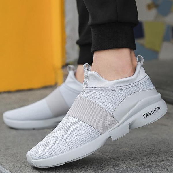 Light Weight Mesh Slip on Casual Shoes