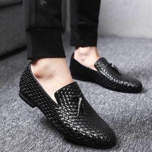 Luxury Brand Casual Driving Loafers Moccasins Shoes