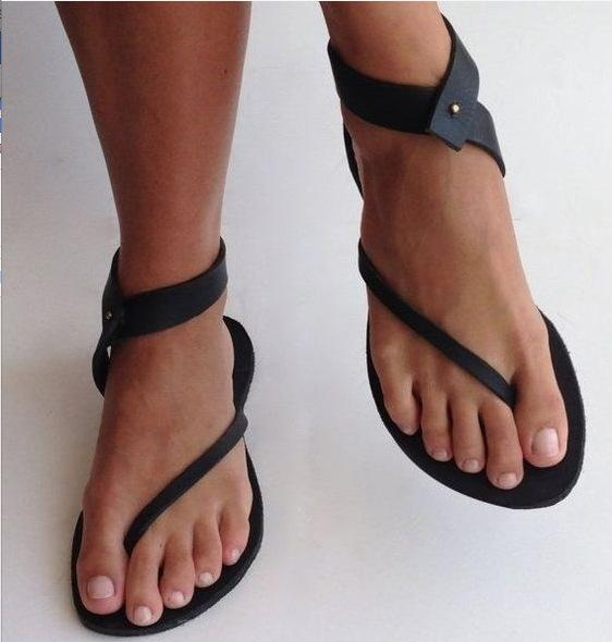 Woman Summer Fashion Flip Flops Sandals