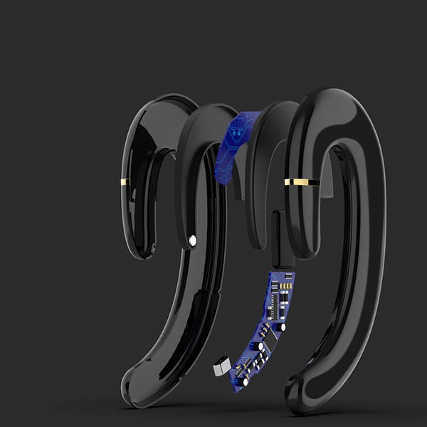 New Stylish Sports Wireless Bluetooth Headset With Mic