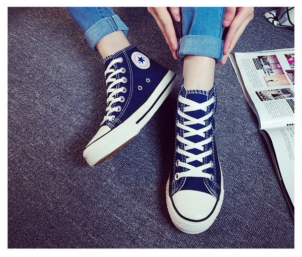 2018 Fashion Hot-Selling Canvas Casual Shoes