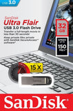 Sandisk Ultra Flair USB Flashdrive