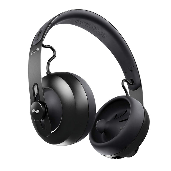 Nuraphone - Wireless Bluetooth Over Ear Headphones with Earbuds