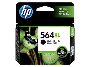 HP 564XL Black / Cyan / Magenta / Yellow / Photo Black