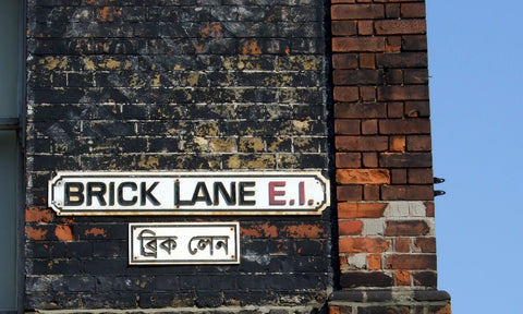brick lane london vintage shopping