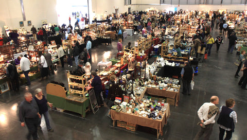 Peterborough antique vintage fair
