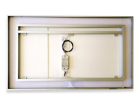 Mirror Aluminum Frame (Front-Lighted)