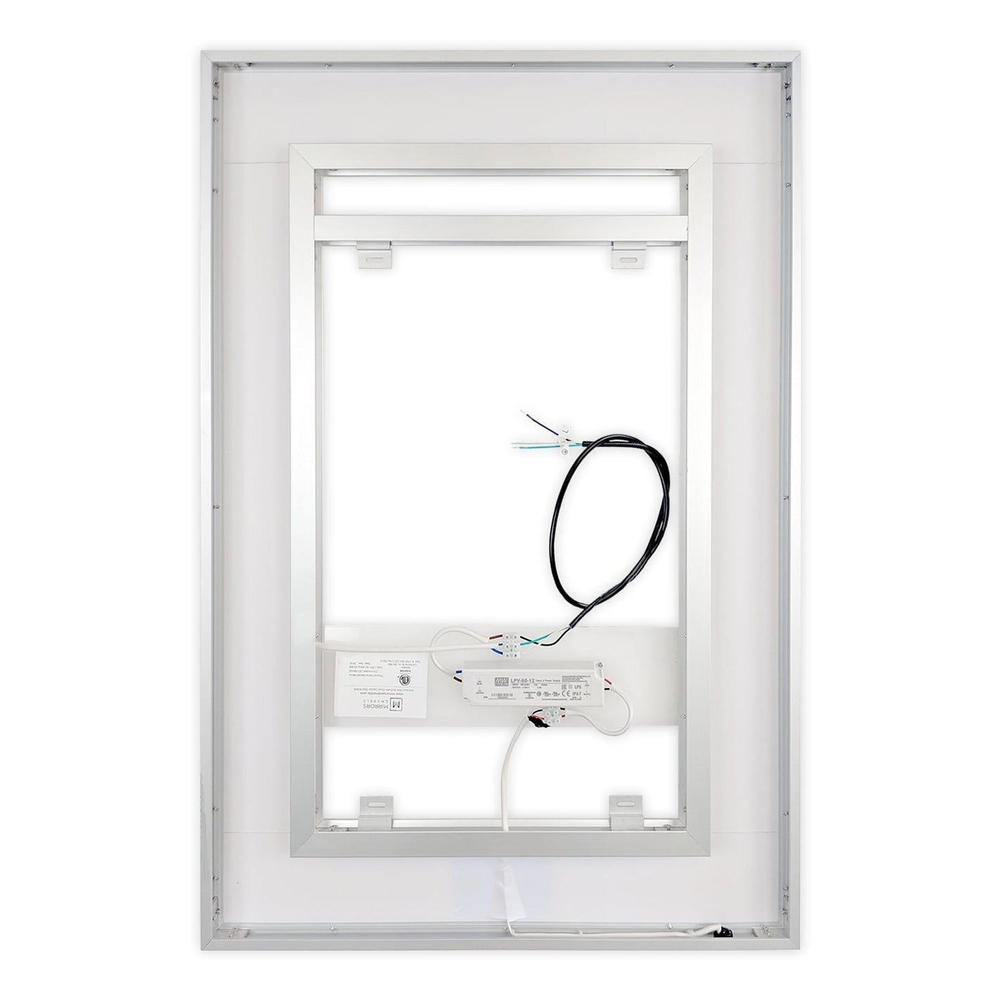 Front Lighted Led Bathroom Vanity Mirror 24 Quot X 36