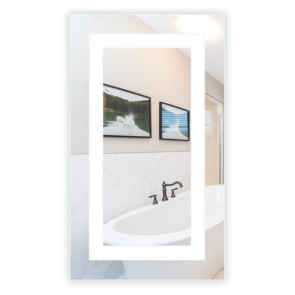 Shop Flush-Mounted LED Medicine Cabinets - Mirrors and Marble