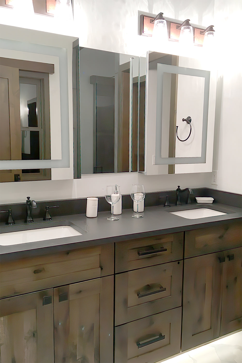 Mirrors And Marble