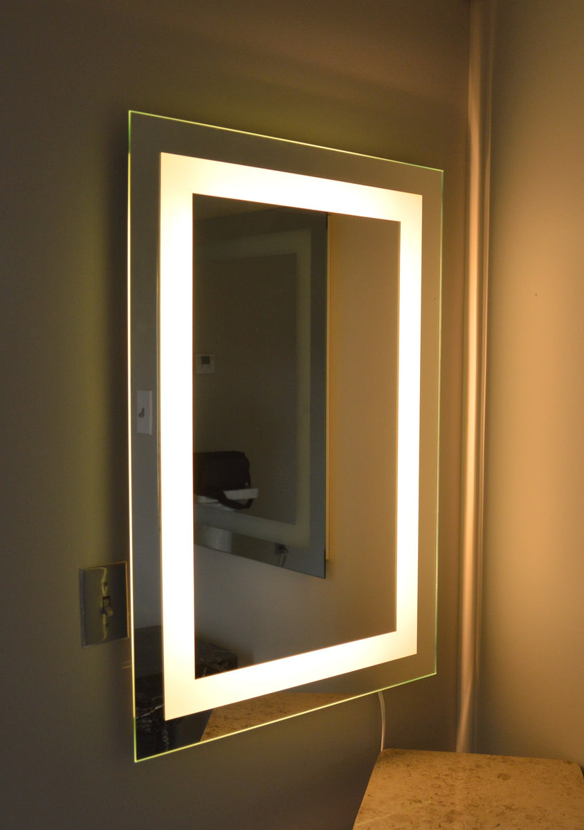 Change Light Color From 6000k To 3000k Small Mirrors