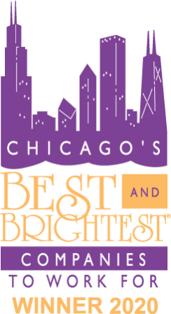 Chicago's Best and Brightest 2020 Award Recipient