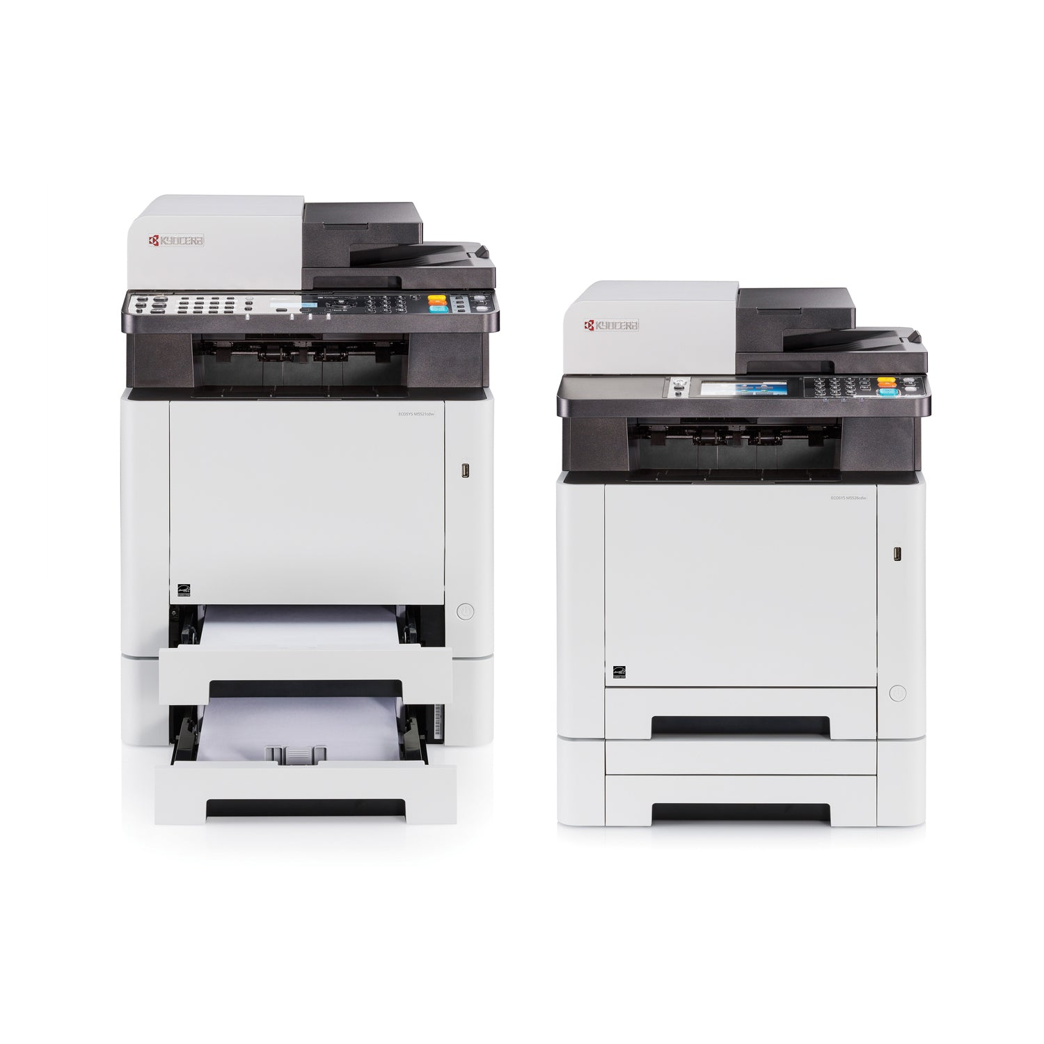 ECOSYS M5521cdw and ECOSYS M5526cdw Series