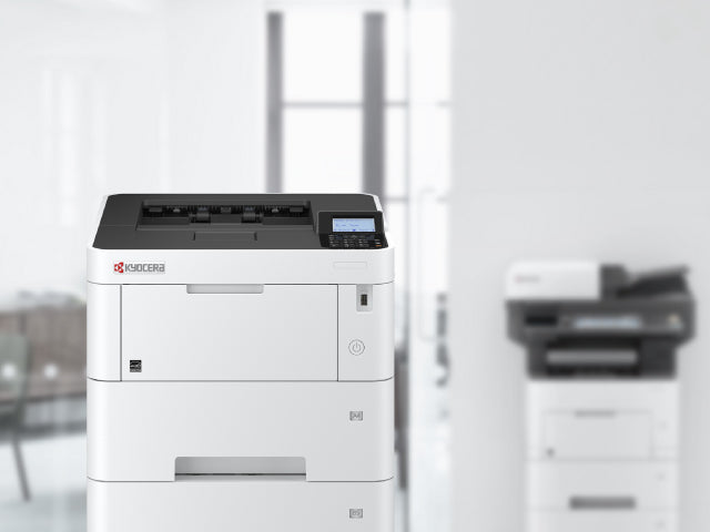 Kyocera ECOSYS branded printers and MFPs