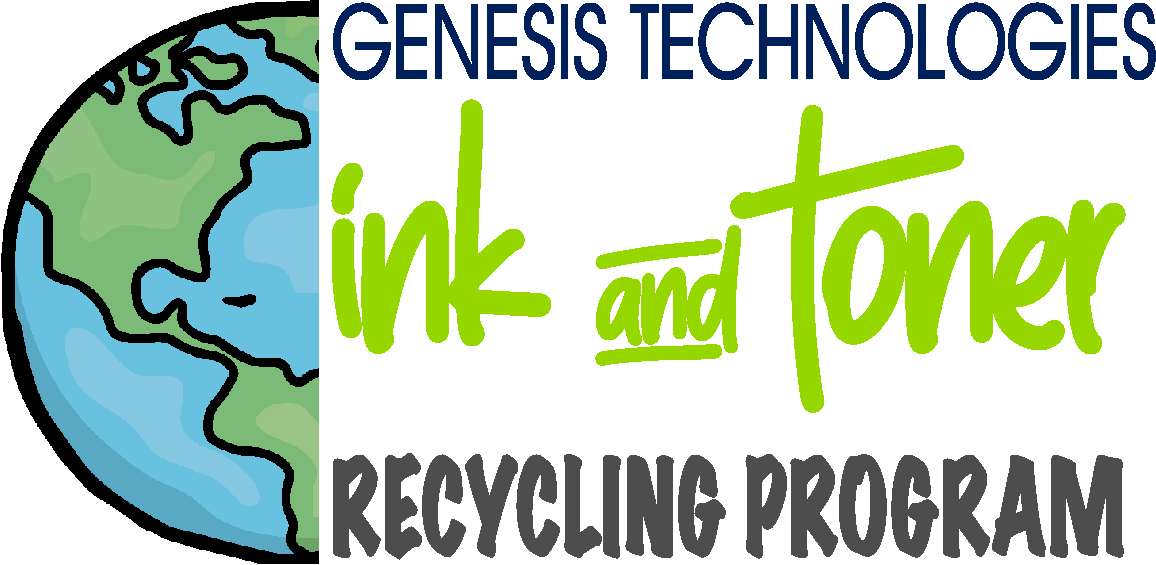 Genesis Technologies ink and toner recycling program