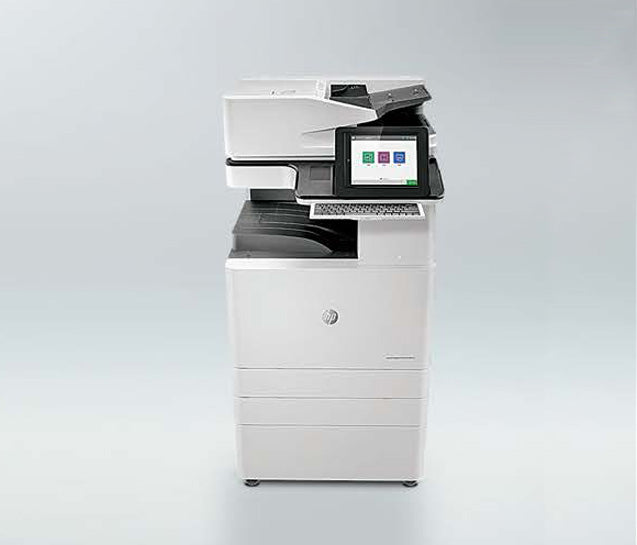 HP A3 managed LaserJet color and monochrome MFPs and printers