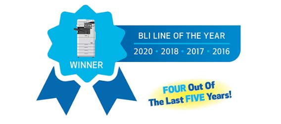 BLI Line of The Year Winner