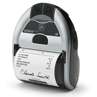 Zebra iMZ Series Mobile Printer