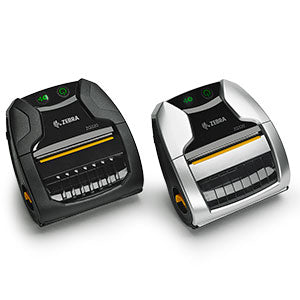 Zebra ZQ300 Series Mobile Printer