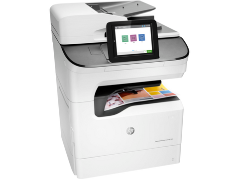 HP PageWide Managed Color MFP E77650dn / E77660dn Base Printer