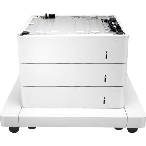 HP LASERJET 3X550-SHEET PAPER FEEDER WITH CABINET .