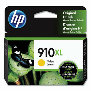 HP 910XL (3YL64AN) Yellow Original Ink Cartridge (825 Yield)