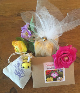 You're the Bees Knees! Gift Set - thanks for bee-ing you!