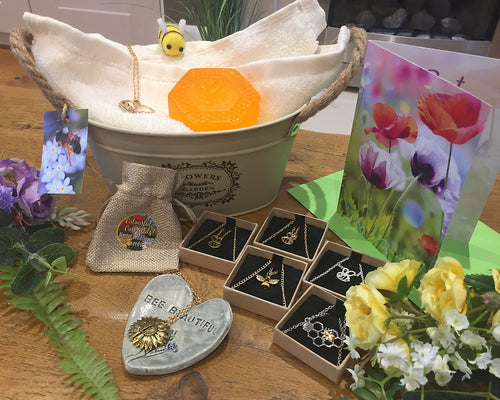 Bee Beautiful - 'Treat Yourself' Gift Set for Someone Special in your Life!